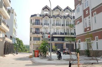 Bán nhà phố Vạn Xuân đường Nguyễn Văn Lượng, p6 Gò Vấp, xây dựng 1 trệt 3 lầu, nhà mới xây xong