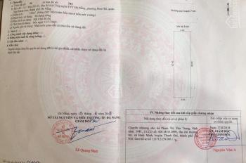 Bán lô đất FPT Đà Nẵng, giá chỉ 20.8 triệu/m2