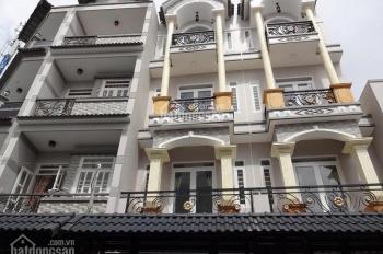Bán nhà Bình Tân SHR 1/ đường M1, 1 trệt 3 lầu, 4PN, 4WC, đường 10m, giá 2.12 tỷ, nhận nhà ở ngay