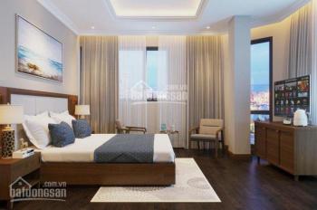 Khách sạn mặt phố Cầu Giấy, 7 tầng mới đẹp, mặt tiền 8.5m, 23 tỷ. 0962111338