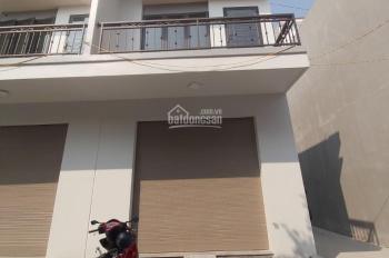 (Quá rẻ) nhà thị trấn An Dương (50m2 * 3T) khung cột, thông tiền thoáng hậu, ngõ ô tô (giá 815tr)