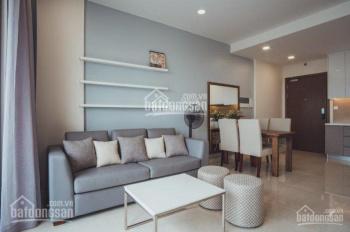 Cho thuê căn hộ chung cư Masteri Millennium, 2 phòng ngủ, nội thất châu Âu, giá 18 triệu/tháng