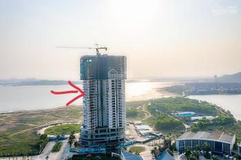 Bán căn hộ VIP Duplex 135m2, sát biển Hạ Long, giá 26tr/m2, sổ đỏ vĩnh viễn, nội thất 5 sao