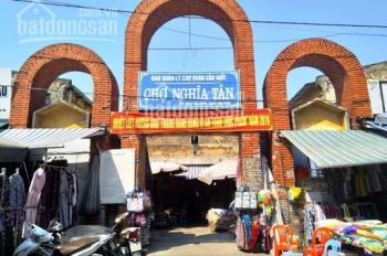 Cho thuê nhà liền gần chợ Nghĩa Tân 62m2 x 3 tầng