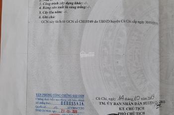 Bán đất SHR Võ Văn Bích, đất Bình Mỹ, Củ Chi, giá tốt