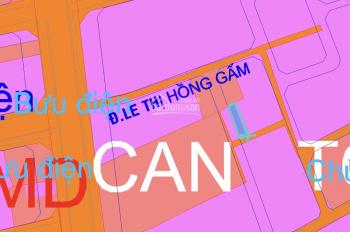 Bán lô đất full thổ cư 8x26m đường Lê Thị Hồng Gấm, Cam Đức