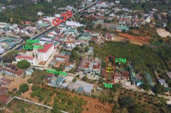 Bán lô đất thổ cư sau ủy ban Lộc Nga, Bảo Lộc hẻm 187, DT 8x57m, kẹt tiền hạ giá còn 1 tỷ 2