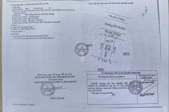 Chính chủ bán nền Phú Hồng Thịnh 10, diện tích 60m2