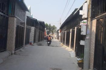 Nhà SC 1 lầu 1 trệt 40m2 ở Thái Hòa, giá 600 triệu. LH 0983105691