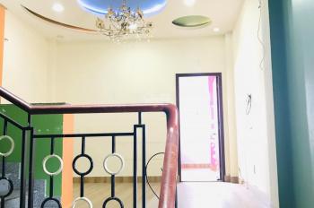 Cho thuê nhà giá cực rẻ MT đường Bình Long, DT 4x30m, đúc 3.5 tấm, nhà đẹp. Giá 15 tr/th
