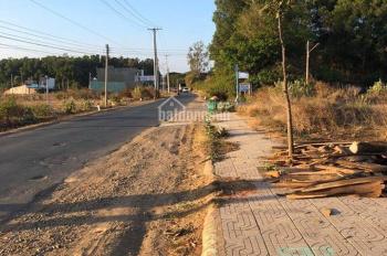 Bán đất mặt tiền giá rẻ đường Hương Lộ 2, Hòa Long, giá 2.3 tỷ, DT 176m2