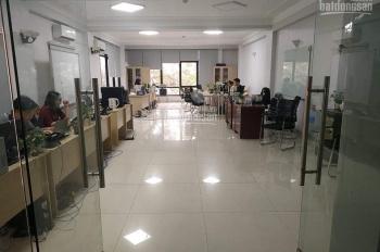 Cho thuê sàn làm VP công ty đường Nguyễn Trãi - Thanh Xuân, 120m2/ sàn, giá 14 tr/tháng. 0985030081