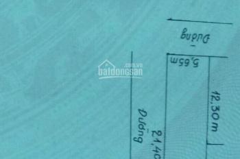 Bán 120m2 đất thổ cư 2 mặt tiền Công Luận 2 Thị trấn Văn Giang, Hưng Yên