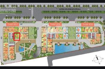 Cần bán căn hộ cao cấp Richstar 7 DT 65m2, nội thất tiện nghi cao cấp