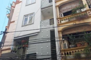 Cho thuê căn nhà 50m2 x 5 tầng tại ngõ 106 đường Hoàng Quốc Việt, ngõ rộng 8m, khu phân chia lô