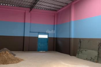 Cho thuê kho xưởng có văn phòng trệt lầu, mặt tiền đường ĐT 835 thuộc huyện Bến Lức, tỉnh Long An