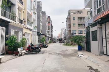 Bán nhà đường Tô Hiệu, DT: 4m x 11m, sổ hồng riêng. Gía: 7.6 tỷ