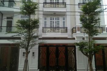 Bán nhà 4 tầng, 4.85mx13, sau Giga Mall, cầu Bình Lợi, Phạm Văn Đồng, đường rộng 8m - 0917 689 775