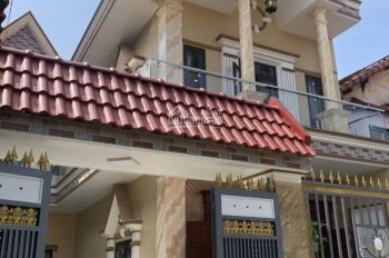 Biệt thự trệt lầu 9x20m đường Nguyễn Thị Sóc gần chợ đầu mối Hóc Môn, QL22