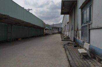 Cần bán gấp kho, nhà xưởng mặt tiền Tỉnh Lộ 10 thuộc Lê Minh Xuân, huyện Bình Chánh, TP. HCM