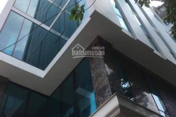 Cho thuê mặt bằng đẹp giá rẻ làm văn phòng hoặc căn hộ cao cấp tại toà nhà phố Nguyễn Thái Học