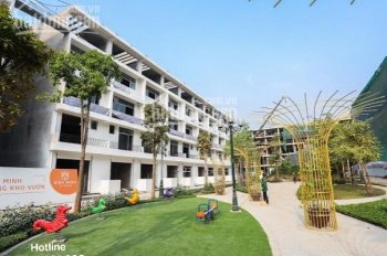 Gấp shophouse Bình Minh Garden 93 Đức Giang, giá từ chỉ từ 8,2 tỷ chiết khấu tới 12%