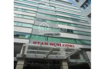 Văn phòng Star đường Mạc Đĩnh Chi, phường Đa Kao quận 1 cho thuê