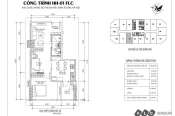 300tr chọn căn chọn tầng - FLC Garden City Đại Mỗ. LH: 0947.309.896