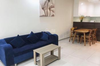 Cho thuê căn 1 PN + nội thất  khoảng 54 m2. Chung cư H2, giá tốt 8 triệu/th.