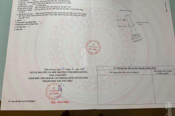 Bán đất hẻm 167 Nguyễn Thị Minh Khai, P.Phú Hoà, TDM, đất 02 mặt tiền, hướng Nam sinh khí