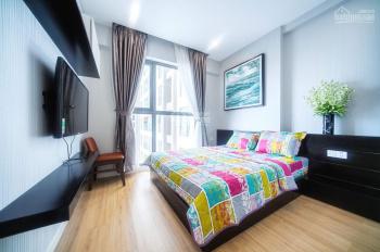 Cho thuê River Gate cao cấp, giá tốt, CH 2PN 74m2 full nội thất view Bitexco 18 tr/th LH 0916020270
