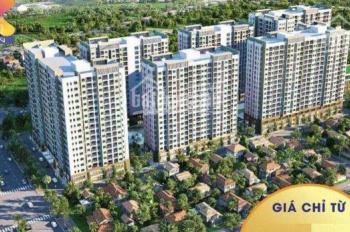 Dự án Hưng Thịnh làng đại học giá 1,3 tỷ/căn thanh toán nhẹ, chiết khấu cao. LH 0907297827