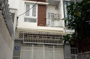 Cho thuê nhà 3 tầng, địa chỉ 35 Hồ Xuân Hương, trung tâm TP Nha Trang giá thuê 12 triệu/ tháng