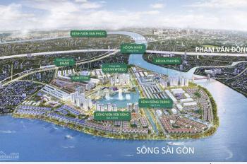 Mở bán dự án Vạn Phúc City 2, Thủ Đức, SHR, XDTD, chỉ 1.2tỷ/nền - 0799566643 Nguyên