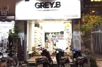 Chính chủ cho thuê mặt bằng kinh doanh 179 phố Đông Các- kinh đô thời trang