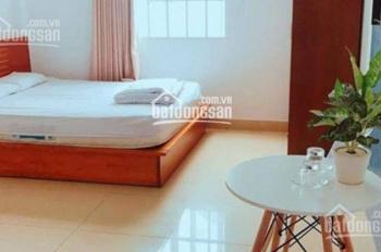 Cho thuê căn hộ dịch vụ đường Nguyễn Cửu Vân, Phường 17, Quận Bình Thạnh, 25m2, giá 5.5 triệu/th