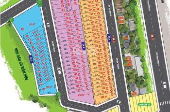 Bán đất nền thổ cư sổ hồng riêng có sẵn khu dân cư Happy thị xã Phú Mỹ - BRVT LH: 0966.138.112 Hạnh