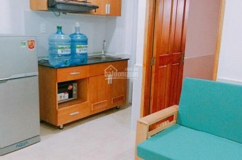 Cho thuê phòng dịch vụ 30m2 giá 5,5tr/tháng, full nội thất 224 Bến Vân Đồn, Q4, LH 0966898383