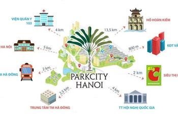 Chính thức mở bán quỹ căn ngoại giao dự án chung cư cao cấp đầu tiên tại ParkCity Hanoi