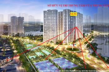 PKD: 0984 597 590, sở hữu căn hộ siêu đẹp 2PN + 1, 70.6m2, 2.3 tỷ, tại Vinhomes Smart City Tây Mỗ