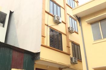 Bán nhà Ngọc Thụy, Long Biên 41,5m2 x 5T, 2 mặt thoáng, ngõ riêng 2m cách đường ô tô tránh 10m