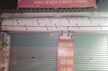 Bán nhà mặt đường Hoàng Hoa Thám, phường Liễu Giai, Ba Đình 124.1m2, MT 5m, giá 27.5 tỷ