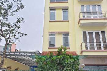 Cho thuê nhà Dịch Vọng - Cầu Giấy - Hà Nội. (cách công viên Cầu Giấy 300m). 160m2, 5 tầng, 40tr/th