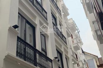 Bán nhà 38m2, 5 tầng, mặt ngõ rộng, 3 thoáng, ô tô đỗ cạnh cửa, phố Ngô Quyền, giá chỉ 3.25 tỷ