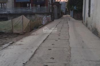 Chính chủ bán 56m2 đất tại tổ 10 thị trấn Quang Minh - Mê Linh - Hà Nội 0975229226