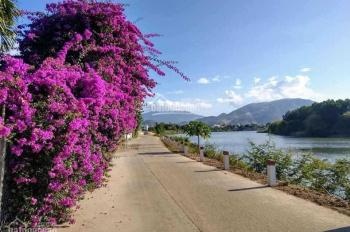 Bán đất mặt tiền view Sông Cái, đường Liên Hoa, xã Vĩnh Ngọc