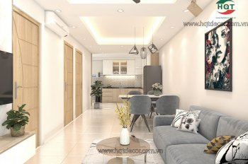 Cho thuê căn hộ cao cấp Saigon South 71m2, full nội thất cao cấp