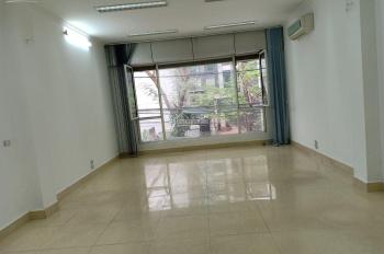 Cho thuê sàn văn phòng tại mặt phố Duy Tân, Cầu Giấy DT: 60m2 giá thuê 14tr/1 tháng, LH: 0364161540