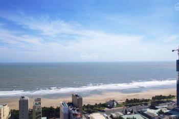 Bán căn góc chung cư Gold Sea 2 PN, giá 40tr/m2, lầu cao view biển