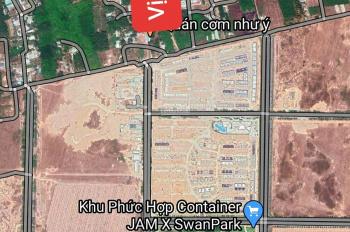 Gấp: Bán đất vị trí vàng H. Nhơn Trạch, 3.2tr/m2, đối diện dự án Swan Park (920 ha)